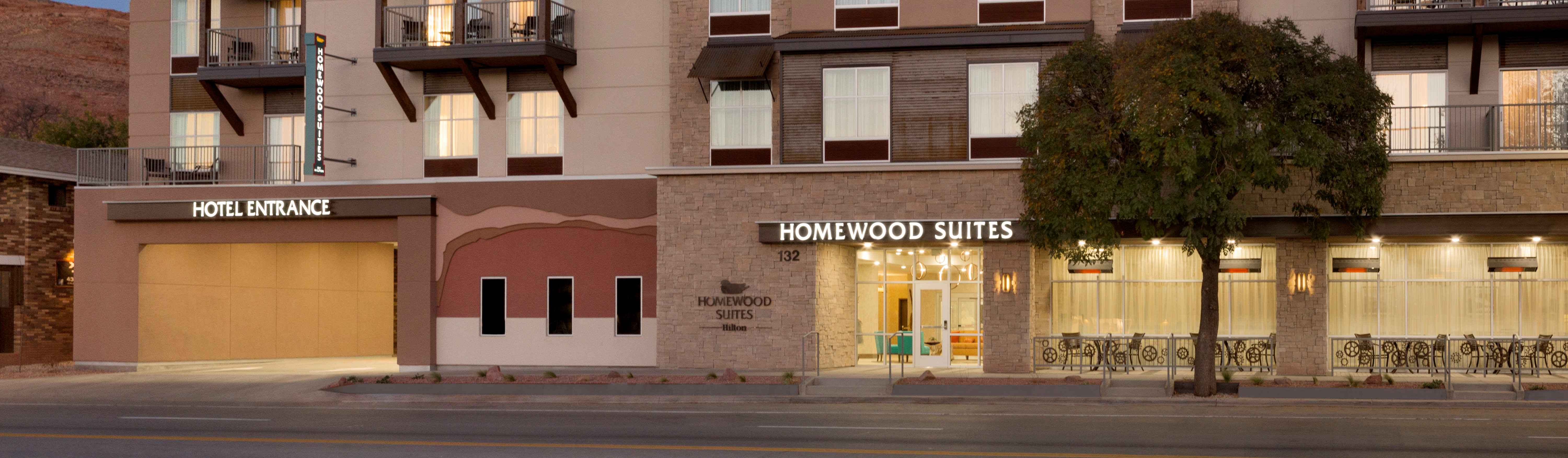 Homewood Suites by Hilton Moab – Exterior – 1176373
